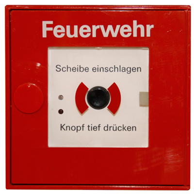 Alarm durch Brandmeldeanlage (05.02.2020 um 13:33 Uhr)