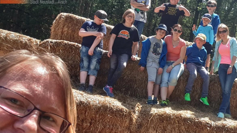 Spaß und Vergnügen auf Erlebnishof (08.06.2019)