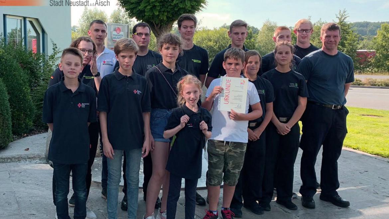 Stiftung belohnt gemeinsamen Fleiß (16.07.2019)