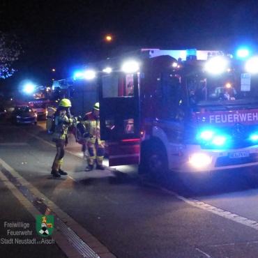 Alarm durch Brandmeldeanlage (16.10.2019 um 20:19 Uhr)