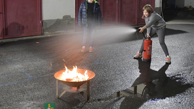 Feuer machen – aber wie?!