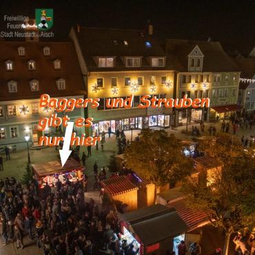 Weihnachtsmarkt-Auftakt (06.12.2019)