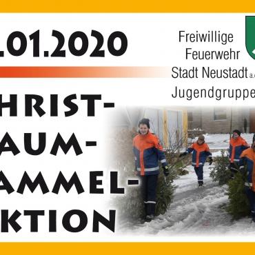 Hinweise zur Christbaumsammelaktion 2020
