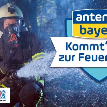 Kommt´s her zur Feuerwehr!