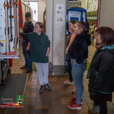 Besuch aus Schwabach