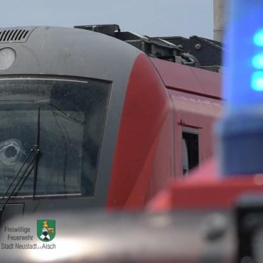 Eilmeldung: Evakuierung eines Personenzuges (10.07.2020)