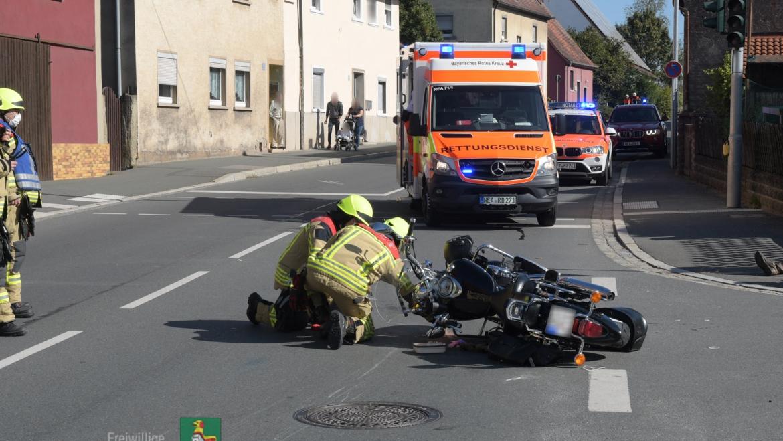 Verkehrsunfall (20.09.2020, 10:47 Uhr)
