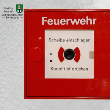 Alarm durch Brandmeldeanlage (10.10.2020, 06:48 Uhr)