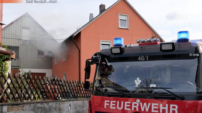 Zimmerbrand (02.11.2020, 13:47 Uhr)