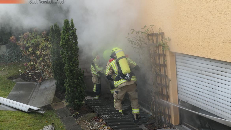 Kellerbrand (20.11.2020, 09:39 Uhr)