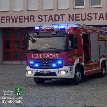 Verkehrsunfall mit Schulbus (11.11.2020, 13:18 Uhr)