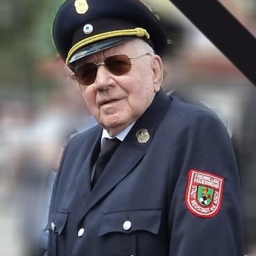 Gerhard Dollinger – ein Leben für die Feuerwehr