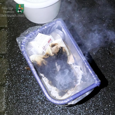 Küchenbrand (02.02.2021, 20:43 Uhr)