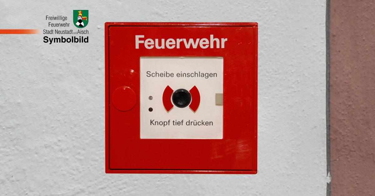 Alarm durch Brandmeldeanlage (30.04.2021, 21:20 Uhr)