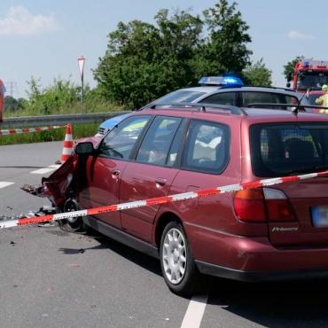 Tödlicher Verkehrsunfall (11.06.2021, 13:25 Uhr)