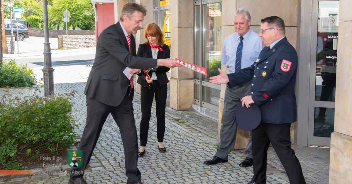 Sparkasse hilft Helfern (31.05.2021)