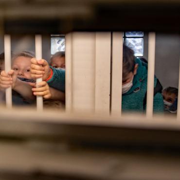 Kinderfeuerwehr wurde eingesperrt (13.10.2021)